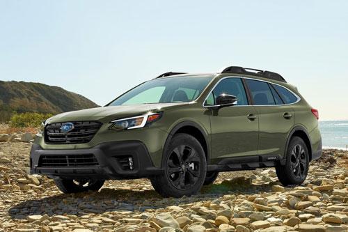2. Subaru Outback.