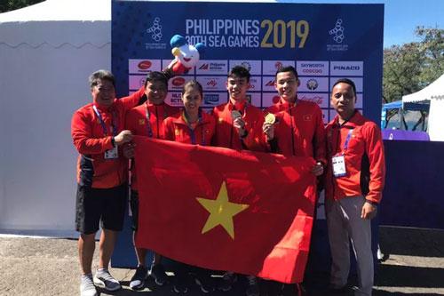 Bảng tổng sắp huy chương SEA Games 30 trưa ngày 10/12: Đoàn TTVN giành thêm 4 huy chương