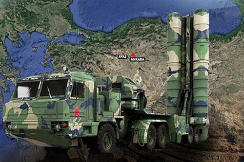 Tranh cãi máy bay Nga tàng hình trước S-400 Thổ Nhĩ Kỳ