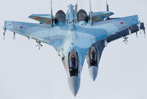 Có Rafale, Không quân Ấn Độ quay sang chê bai Su-35 Nga thậm tệ