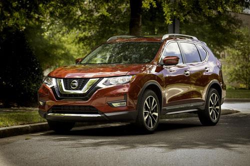9. Nissan Rogue (doanh số: 23.734 chiếc).