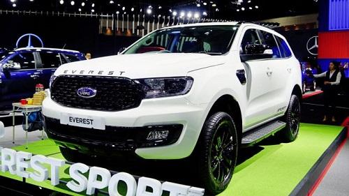 Ford Everest Sport 2020 mới ra mắt, sẽ về Việt Nam trong năm tới?