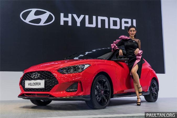 Can canh Hyundai Veloster 2020 moi ra mat tai Thai Lan