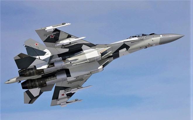 Co Rafale, Khong quan An Do quay sang che bai Su-35 Nga tham te-Hinh-6