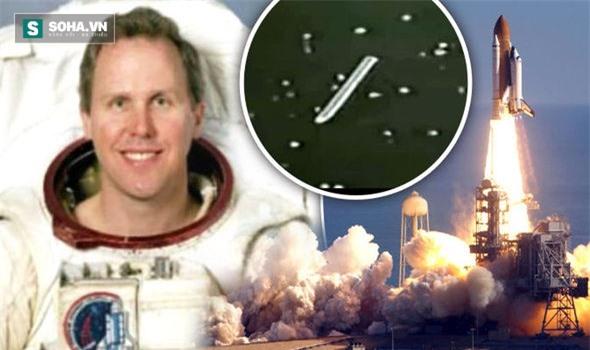 Cựu phi hành gia NASA hé lộ bằng chứng bí ẩn về UFO - Ảnh 1.