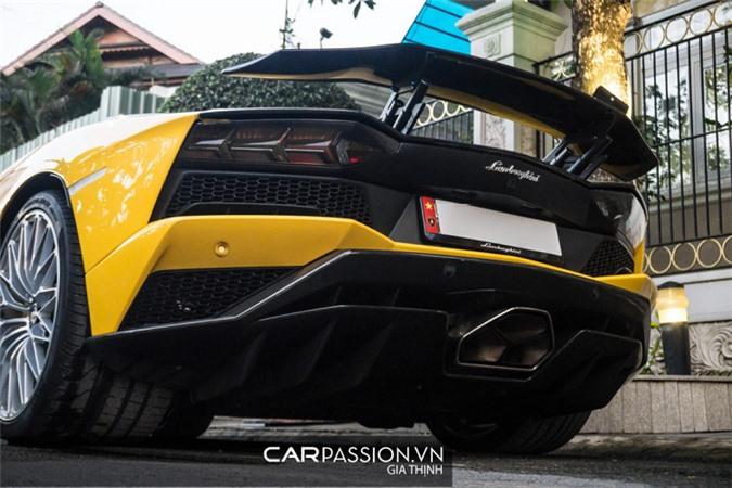 Dai gia Sai Gon do sieu xe Lamborghini Aventador S hon 40 ty-Hinh-9