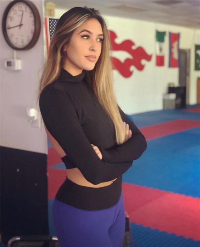 Nữ vận động viên taekwondo Campuchia sở hữu nhan sắc như hoa hậu - 4