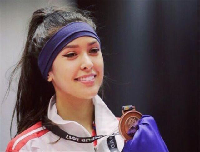 Nữ vận động viên taekwondo Campuchia sở hữu nhan sắc như hoa hậu - 7
