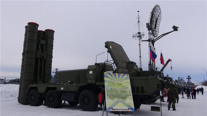 Tang cuong suc manh cho Kaliningrad, Nga dieu dong ca mot Trung doan S-300PM2-Hinh-3