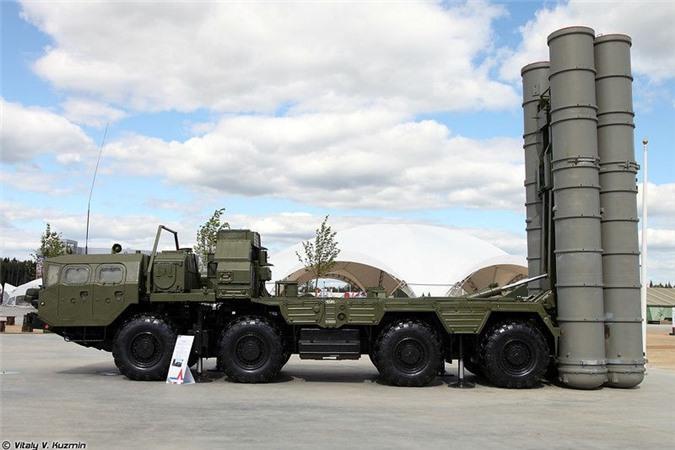 Tang cuong suc manh cho Kaliningrad, Nga dieu dong ca mot Trung doan S-300PM2-Hinh-4