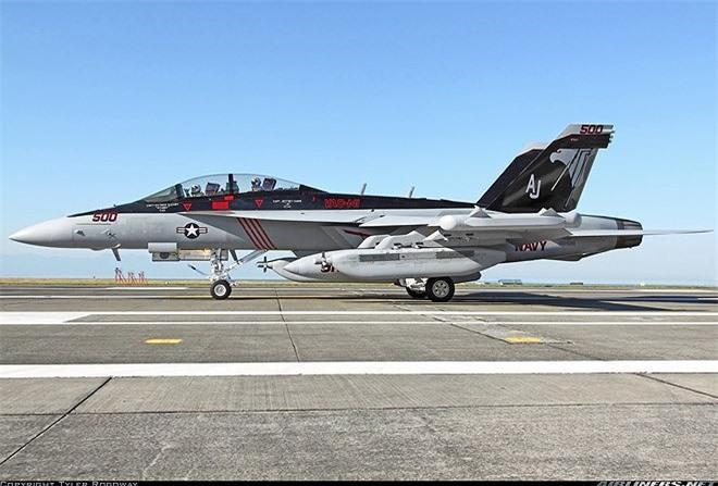 Tiem kich EA-18G Australia no tung, My tu choi boi thuong?-Hinh-10