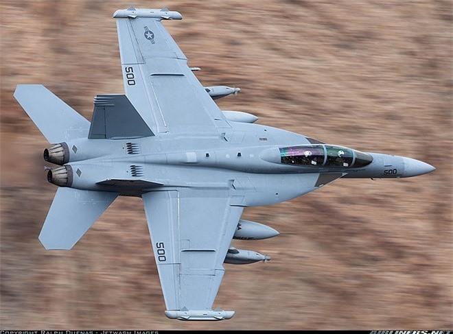 Tiem kich EA-18G Australia no tung, My tu choi boi thuong?-Hinh-11