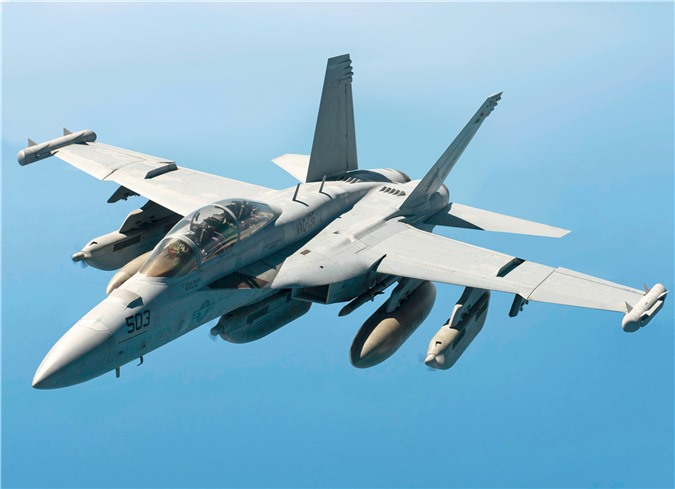 Tiem kich EA-18G Australia no tung, My tu choi boi thuong?-Hinh-15