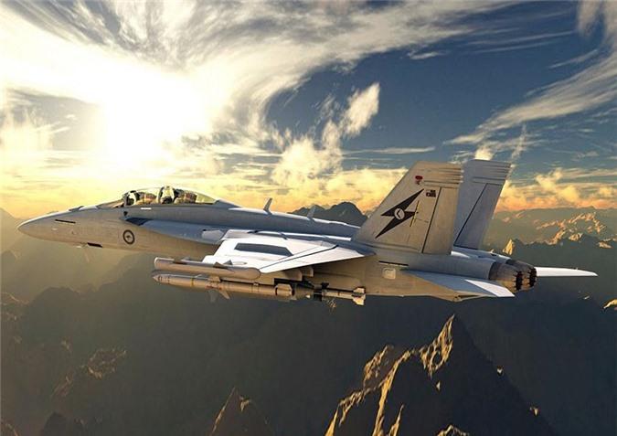 Tiem kich EA-18G Australia no tung, My tu choi boi thuong?-Hinh-16
