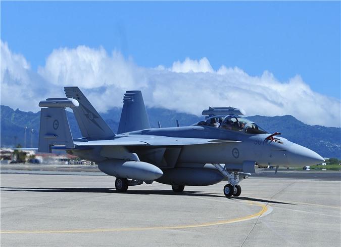 Tiem kich EA-18G Australia no tung, My tu choi boi thuong?-Hinh-17