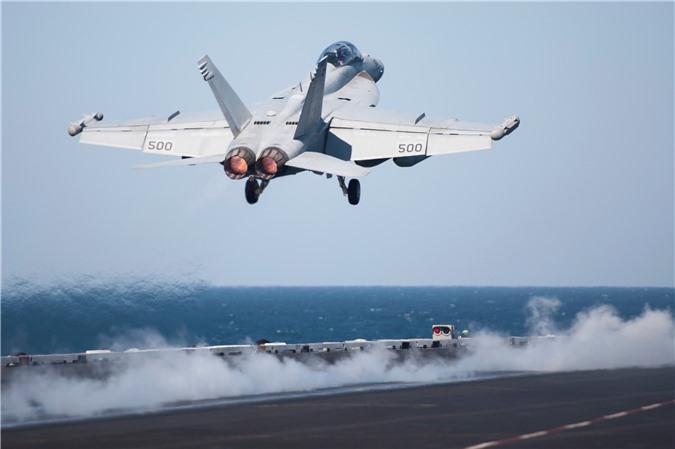 Tiem kich EA-18G Australia no tung, My tu choi boi thuong?-Hinh-19