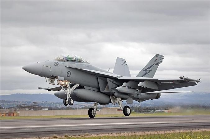 Tiem kich EA-18G Australia no tung, My tu choi boi thuong?-Hinh-5