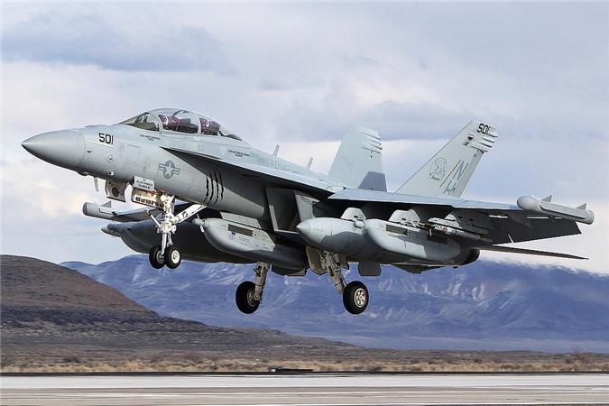 Tiem kich EA-18G Australia no tung, My tu choi boi thuong?-Hinh-6