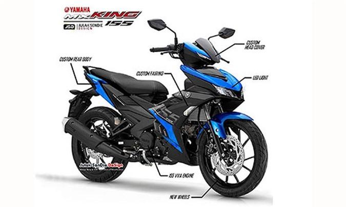 Yamaha Exciter hoan toan moi se manh hon Honda Winner