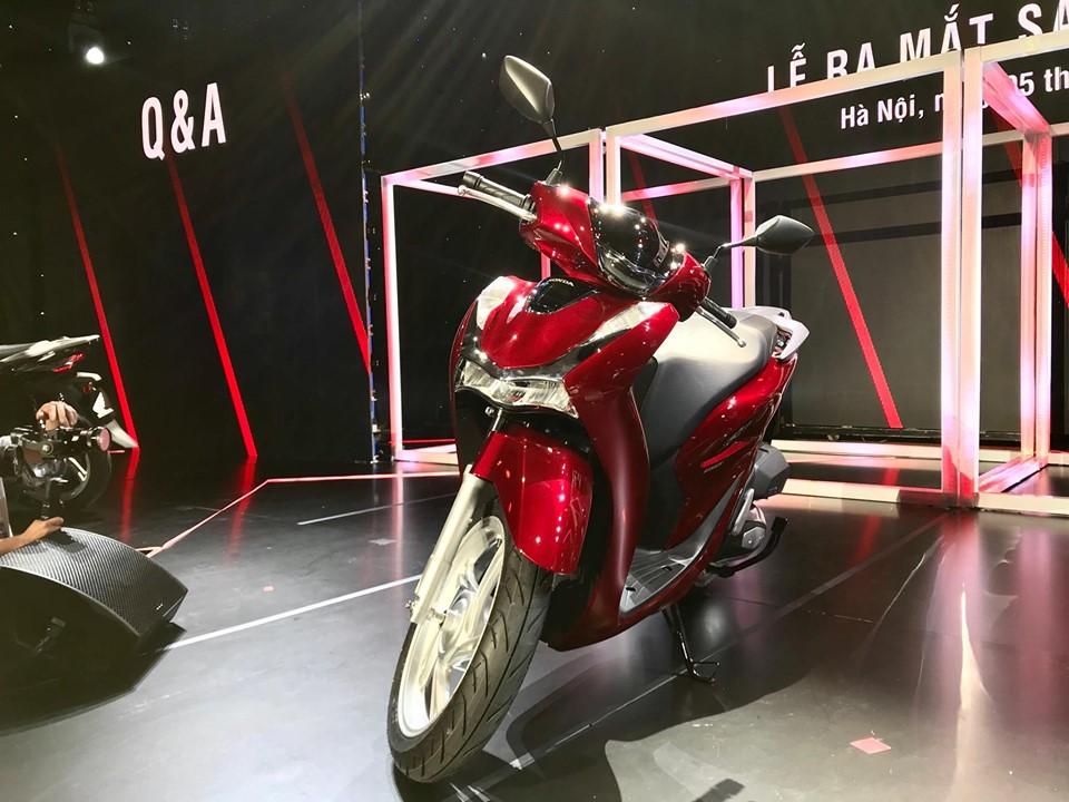 Honda SH 2020.