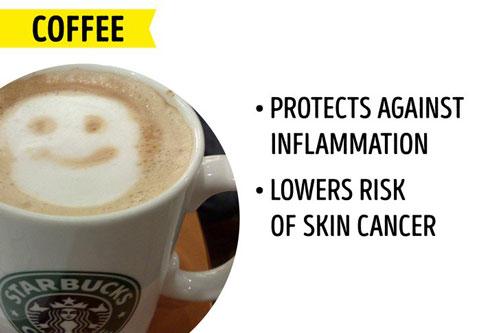 Nghiên cứu mới cho thấy, cà phê góp phần làm giảm lão hoá nếu như bạn biết uống đúng cách.