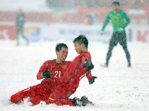 U23 Việt Nam có một trận chung kết ấn tượng tại VCK U23 châu Á 2018
