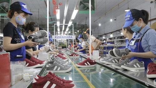Xuất khẩu da giày tăng 12,5%