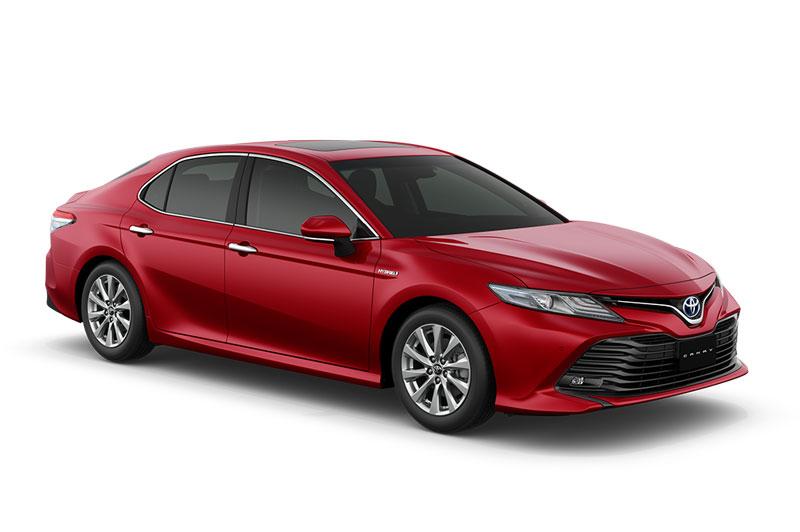 Bảng giá xe Toyota tháng 12/2019: Ưu đãi hấp dẫn