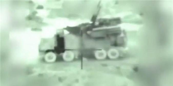 Lo them tinh tiet chung minh Pantsir-S1 cua Syria vo cung... te hai-Hinh-5