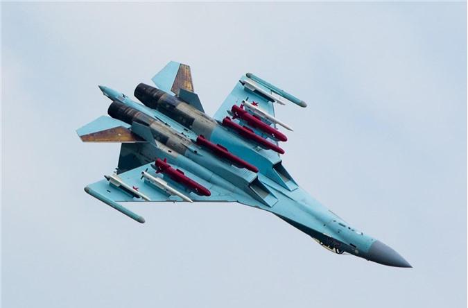 Mac ke Nga lien tuc moi chao, Tho Nhi Ky van tho o voi Su-35-Hinh-5