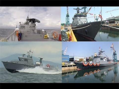 Philippines muon nang tam hai quan voi tau ten lua FAICM, tau ngam Type 209-Hinh-4