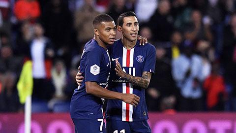 Mbappe muốn được đối xử như Messi và Ronaldo