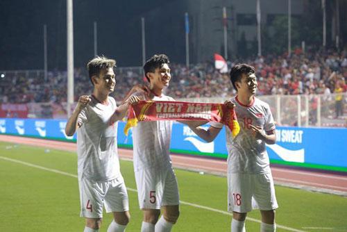 U22 Việt Nam đã nhận được tiền thưởng hơn 7 tỷ đồng