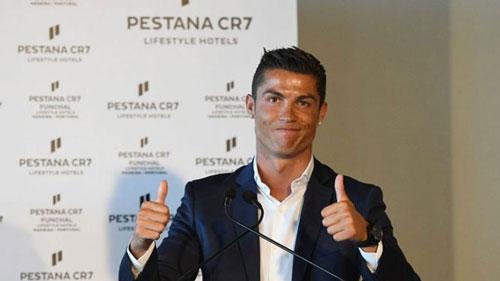 Ronaldo tham vọng trở thành 'Con Dê' trong giới kinh doanh