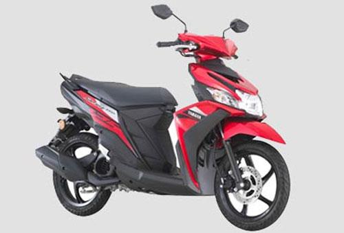 Yamaha Mio 125 thế hệ mới về VN, giá siêu rẻ 'ăn đứt' Honda Air Blade 2019