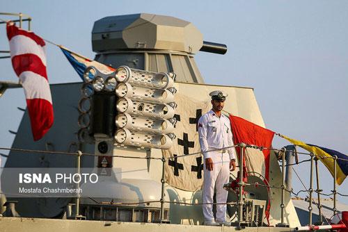 """Iran lại khiến thế giới giật mình khi tự """"đắp"""" thêm vũ khí cho khinh hạm"""