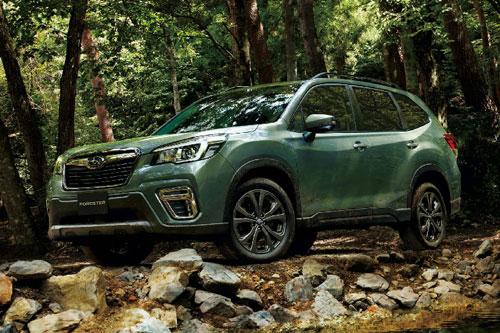 Cận cảnh Subaru Forester X-Edition 2020 giá từ 676 triệu đồng