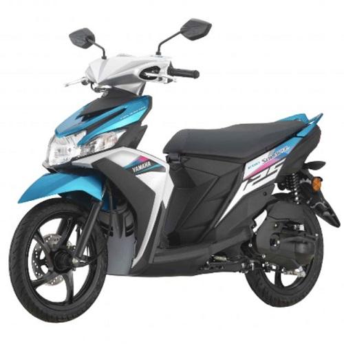 2020 Yamaha Ego Solariz
