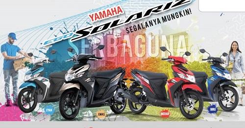 Năm 2020, Yamaha Ego Solariz sẽ đi kèm 3 tùy chọn màu mới