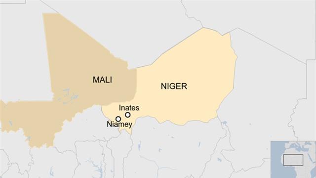 Bị phiến quân Hồi giáo phục kích, hơn 70 binh sĩ Niger thiệt mạng - 2