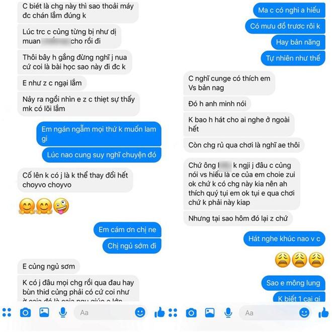 Biến lớn showbiz: Hồ Quang Hiếu bị một cô gái trẻ tung bằng chứng tố hiếp dâm, rủ đi bay lắc rồi cướp đời con gái? - Ảnh 4.