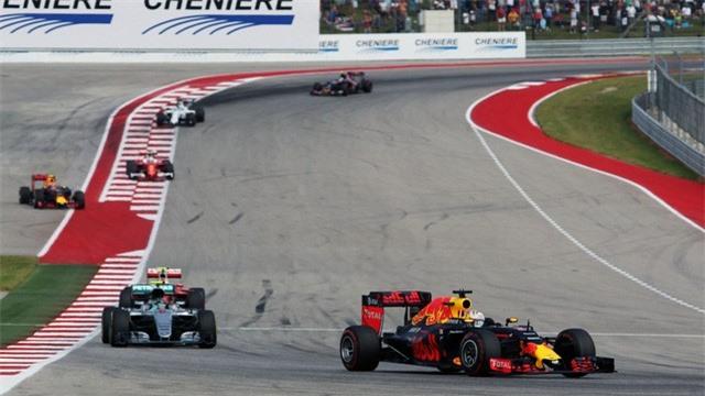 Đường đua F1 Hà Nội công bố các thay đổi về sơ đồ đường đua - Ảnh 1.