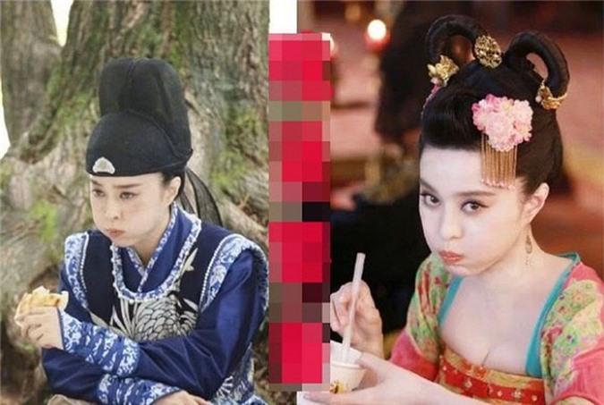 Pham Bang Bang lai bi nghi mang thai vi lo bung to bat thuong-Hinh-2