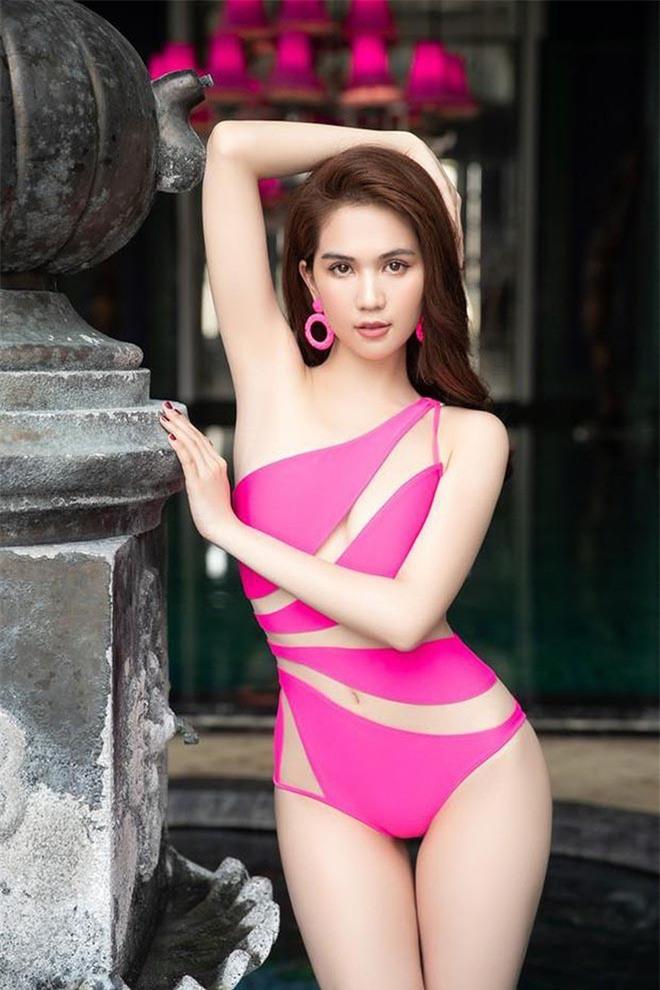 Phát 'sốt' với ảnh Trang Trần diện bikini được Ngọc Trinh tặng  - ảnh 5