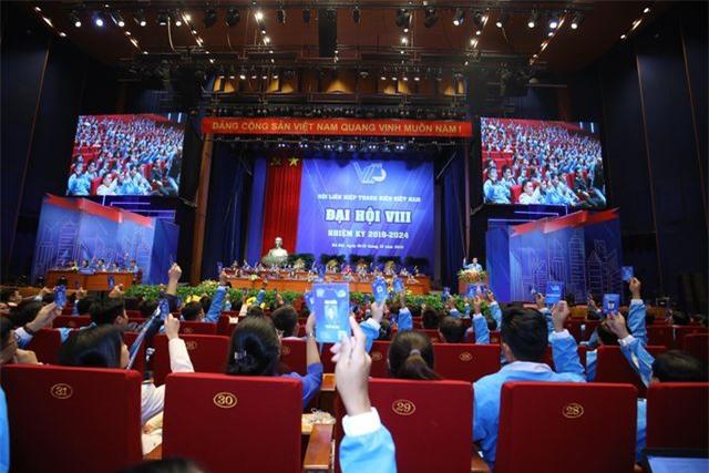 Quang Hải, HHen Niê vào Ủy ban Trung ương Hội Liên hiệp Thanh niên Việt Nam khóa 8 - 1