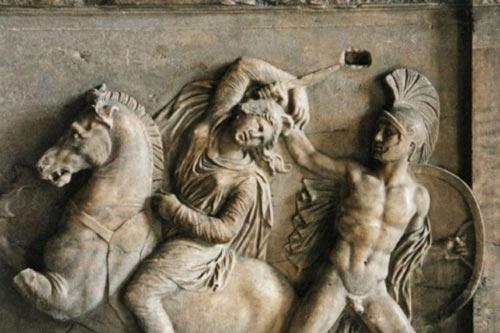 Choáng váng phát hiện hài cốt nữ thần chiến binh Amazon