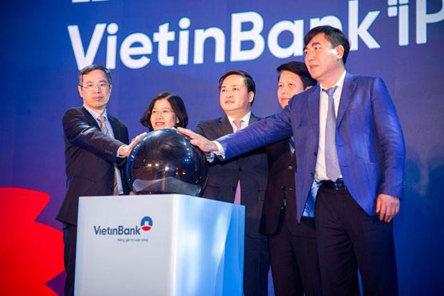 VietinBank ra mắt ứng dụng VietinBank iPay Mobile phiên bản mới