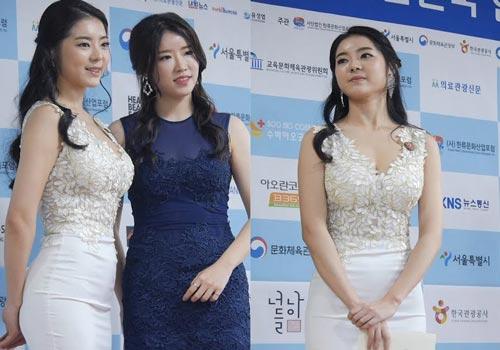 Mỹ nhân người Hàn có góc nghiêng thần thánh.