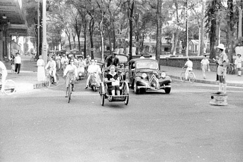 Sài Gòn 1950 qua ống kính phóng viên Mỹ