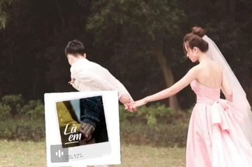 Lộ ảnh cưới của cầu thủ Phan Văn Đức nhưng nhan sắc cô dâu mới thực sự gây thương nhớ